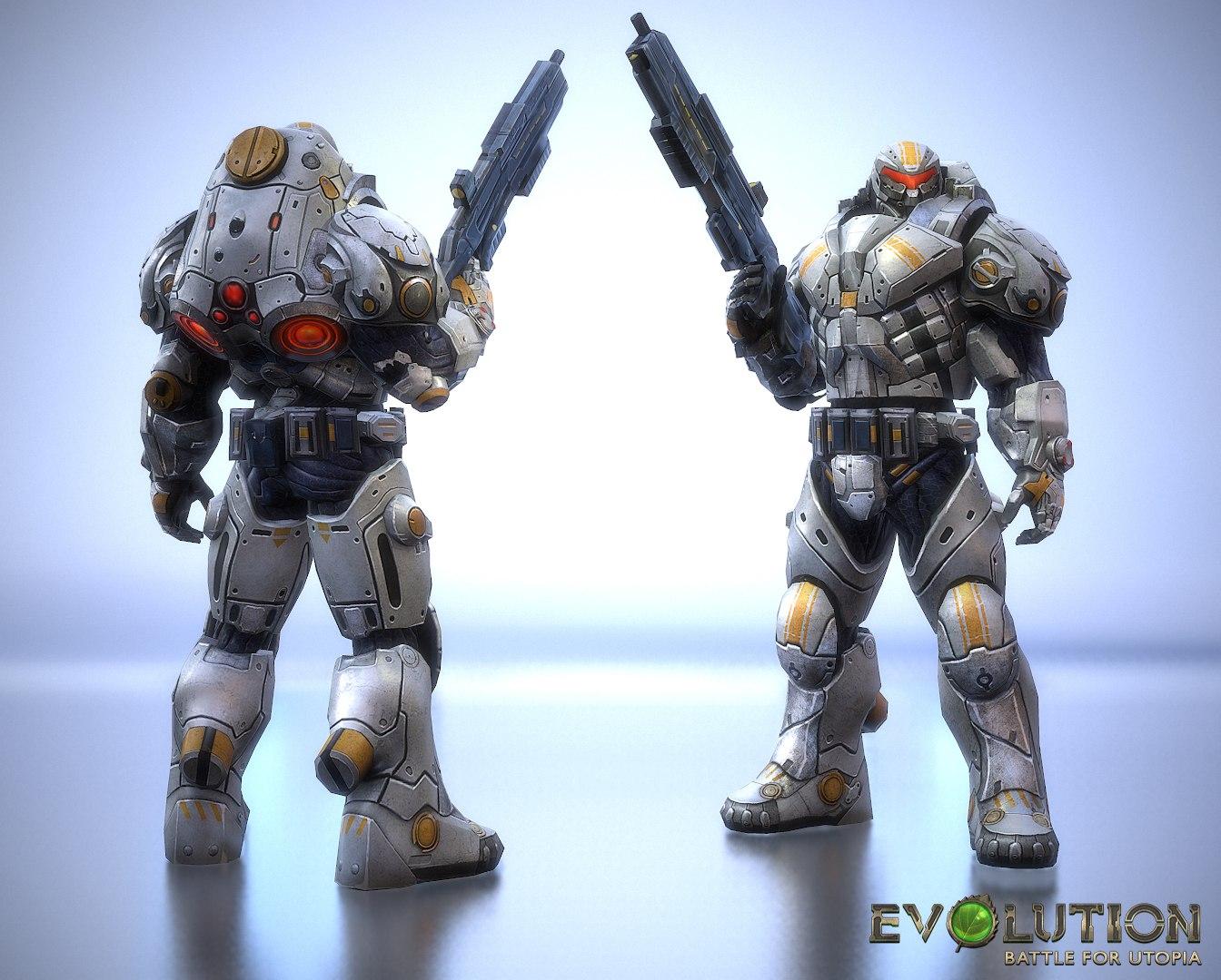 Spartan ArmorRendering