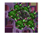 Комплект кислотных гранат G-1