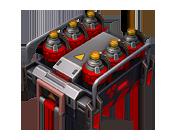 Комплект зажигательных гранат G-1