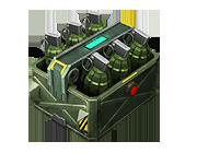 Комплект осколочных гранат G-2