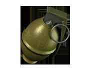 G-3 Frag Grenade