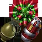 G-3 Class Grenades Damage