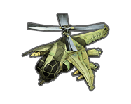 Dragonfly Helicopter