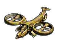 Вертолет Охотник