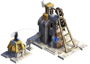 Железная шахта
