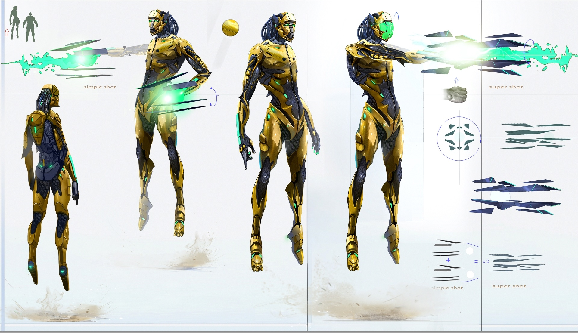 Collector Concept Art
