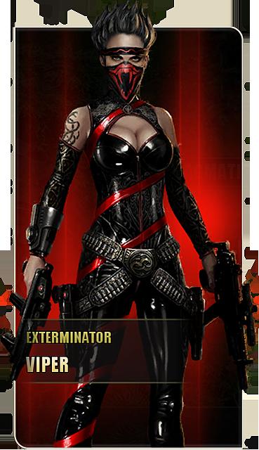 Exterminator Viper