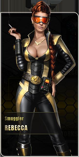 Smuggler Rebecca