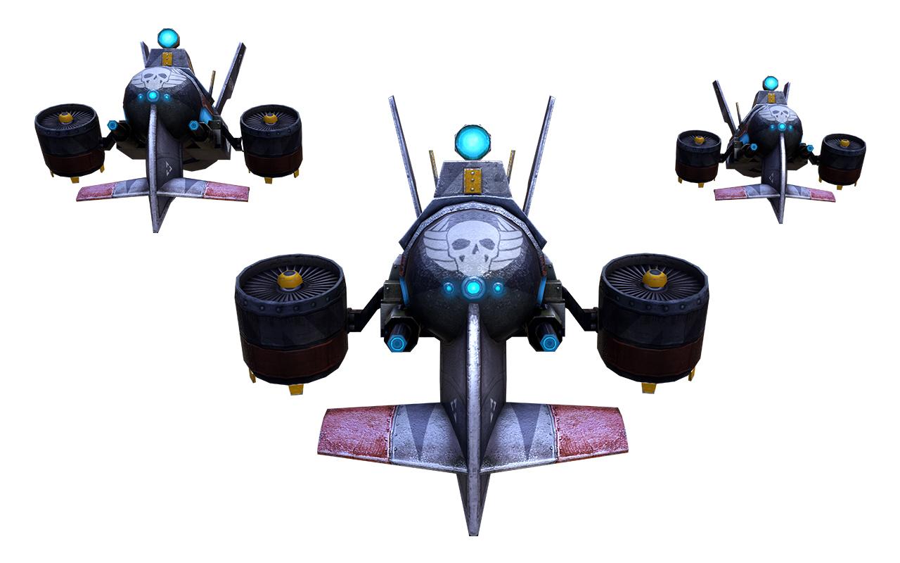 Black Legion BoombirdRendering 2
