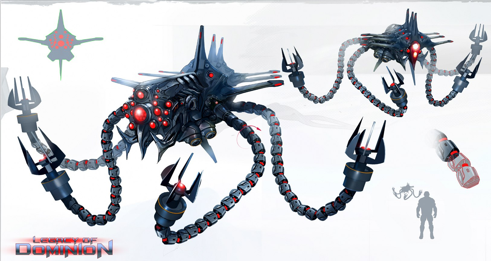 Equalizer Dominator Concept Art