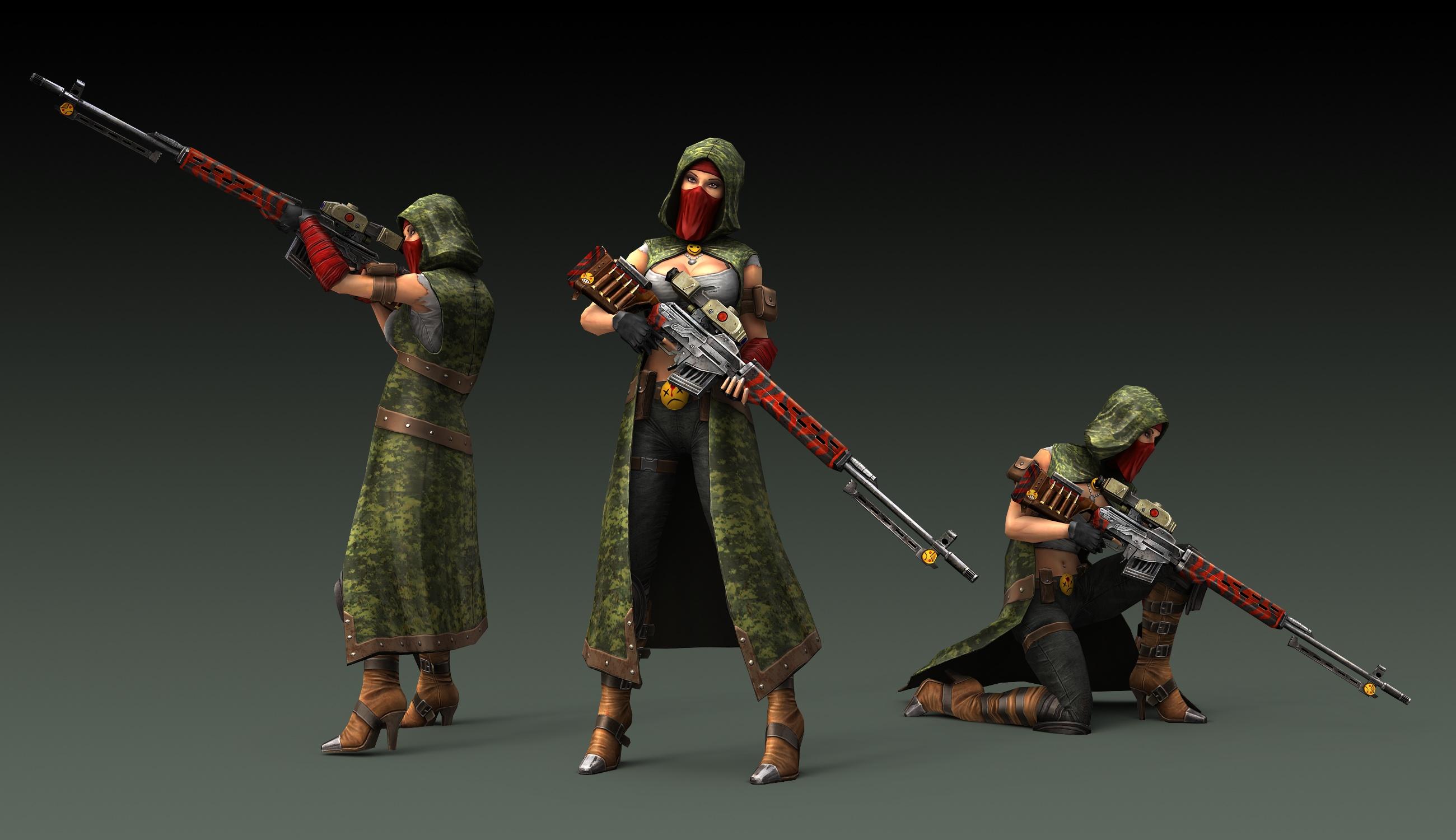 SniperRendering