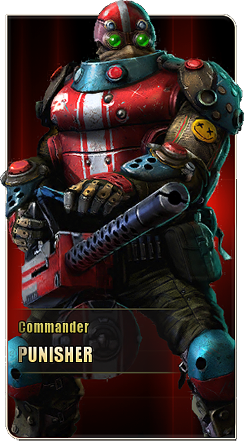 Commander Punisher