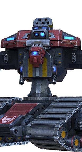 Напарник Амбал-терминатор