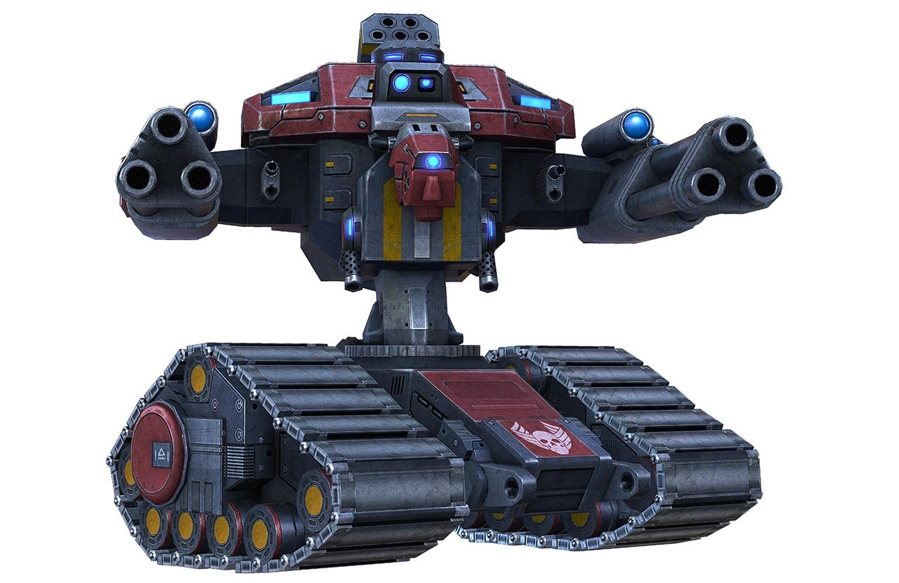 Terminator-Kingpin Partner Rendering