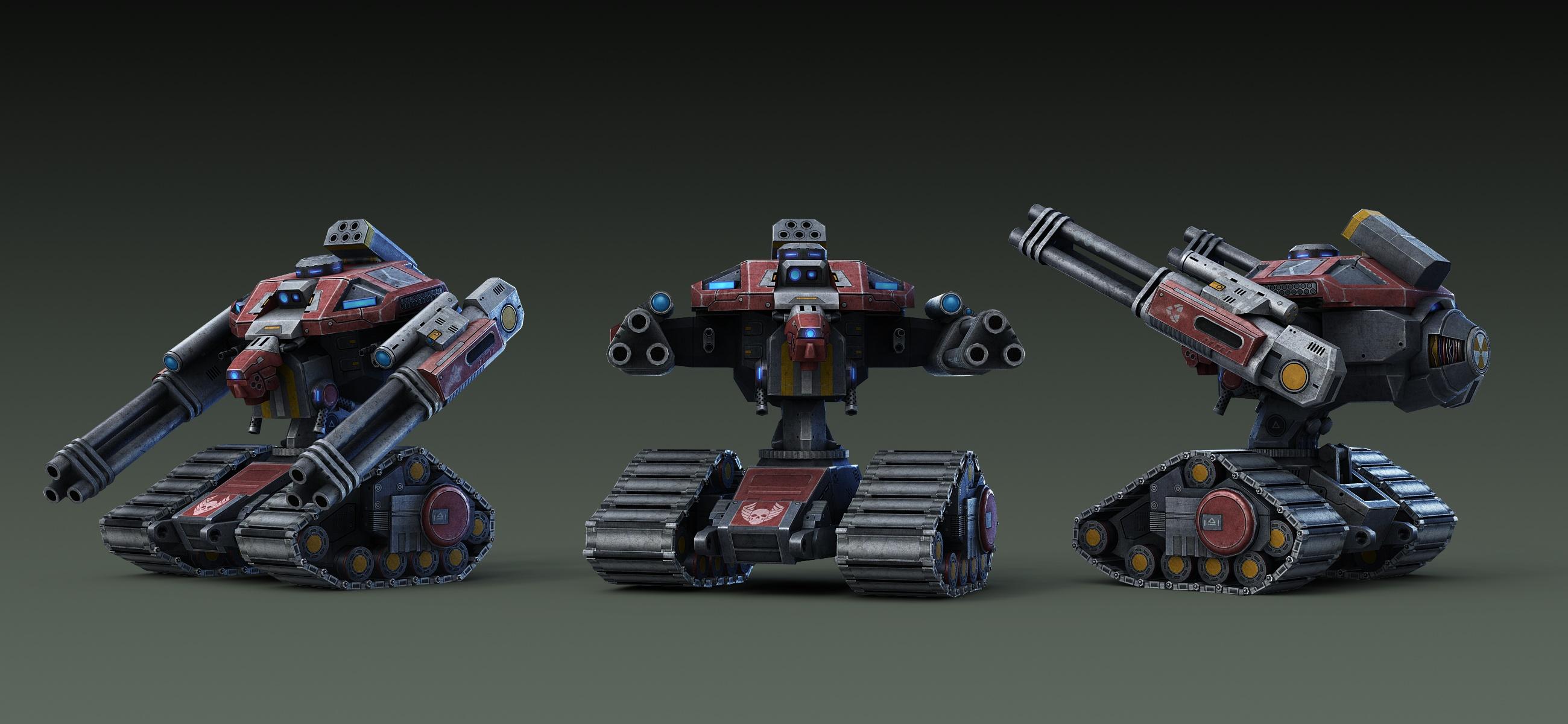 Terminator-Kingpin Partner Rendering 2