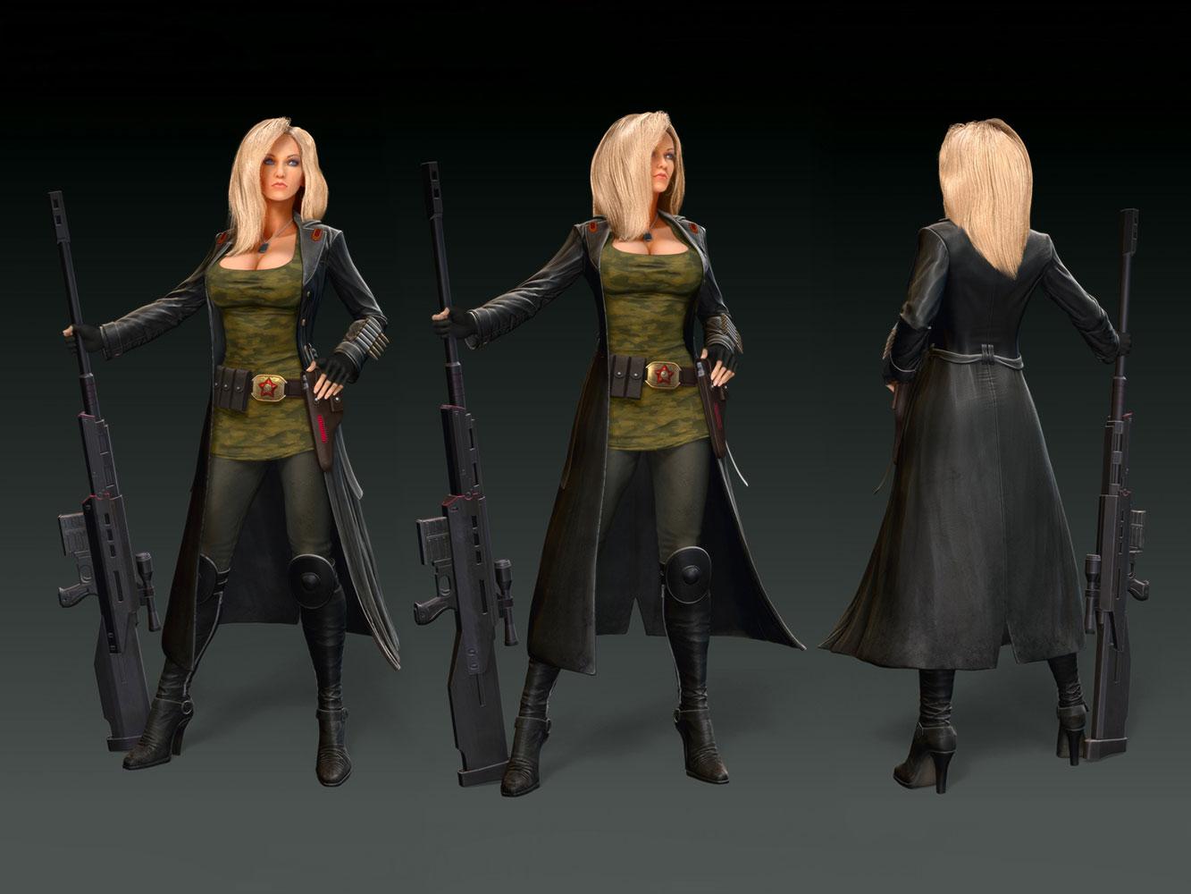 Matryoshka Concept Art 2