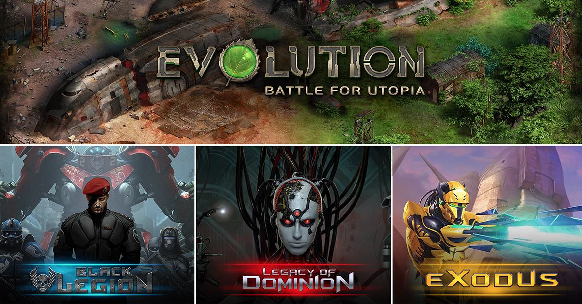 Evolution: Battle for Utopia - General Info