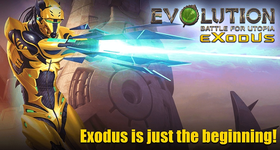 Exodus is just the beginning!