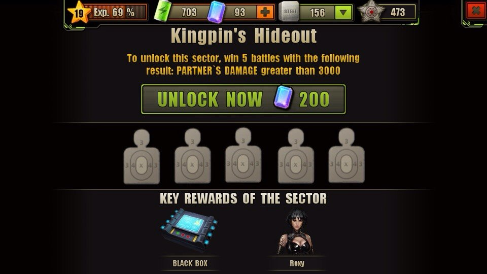 Kingpin's Hideout Location Unlock Requirements