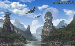 Utopia Landscape 5