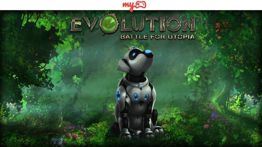 Эволюция: Битва за Утопию: от идеи до релиза 1