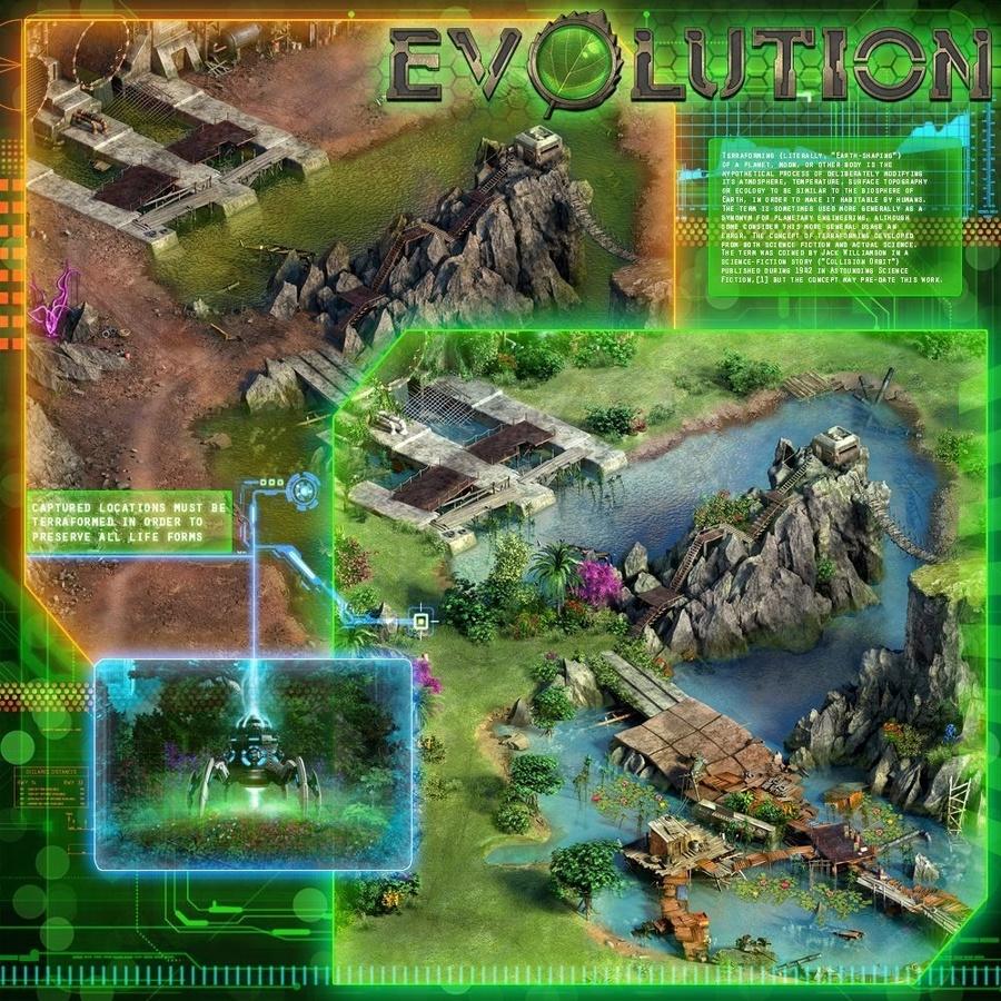 Эволюция: Битва за Утопию: от идеи до релиза 2