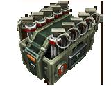 Комплект осколочных гранат G-4