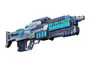 Megathrone-2 Assault Rifle