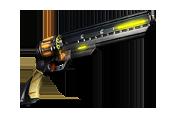Пистолет Магнум Адама Круза