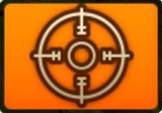 Кнопка прицельного выстрела