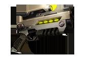 Bulldog Pistol