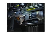 Kurbatov's Pistol