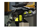 M5 SMG Pistol